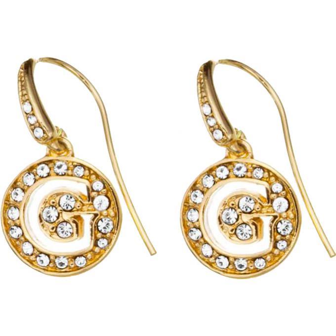 boucles d 39 oreilles guess bijoux ube51427 boucles d. Black Bedroom Furniture Sets. Home Design Ideas