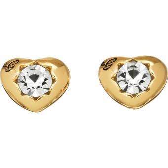 Boucles d'oreilles Métal Doré - Guess bijoux - Guess