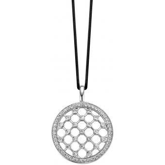 Collier et pendentif Argent Zirconium - Ti Sento - Ti Sento