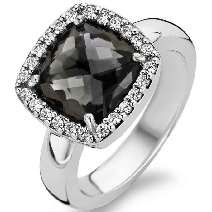 bague ti sento 1771bl bague argent noire zirconium femme sur bijourama r f rence des bijoux. Black Bedroom Furniture Sets. Home Design Ideas