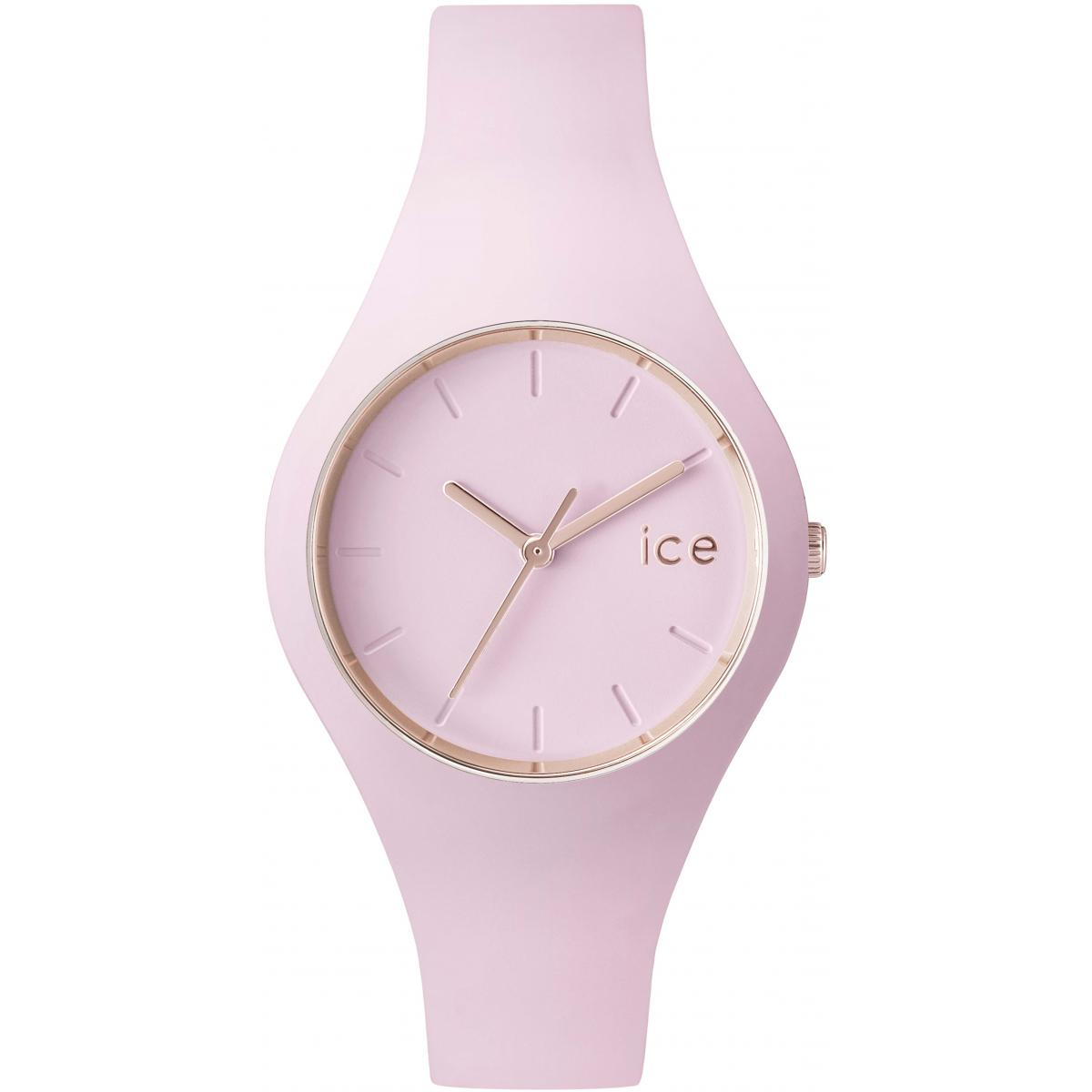 Montre Ice Watch ICE.GL.PL.S.S.14 - Montre Glam Pink Lady Femme