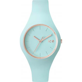 Montre Ice Watch ICE.GL.AQ.S.S.14 - Montre Glam Aqua Pastel Femme