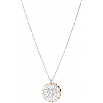 Collier Argent Or Rose Femme - Collier Links of London Dream Catcher 5020.2642