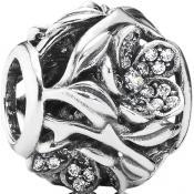 Charms Pandora Mystique Argent 791419CZ