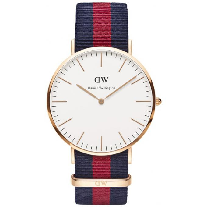 montre daniel wellington dw00100001 montre tissu nato. Black Bedroom Furniture Sets. Home Design Ideas