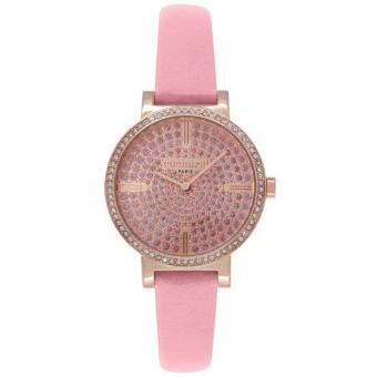 Montre Cacharel CLD033S-2TT - Montre Rose Flashy Chic Femme