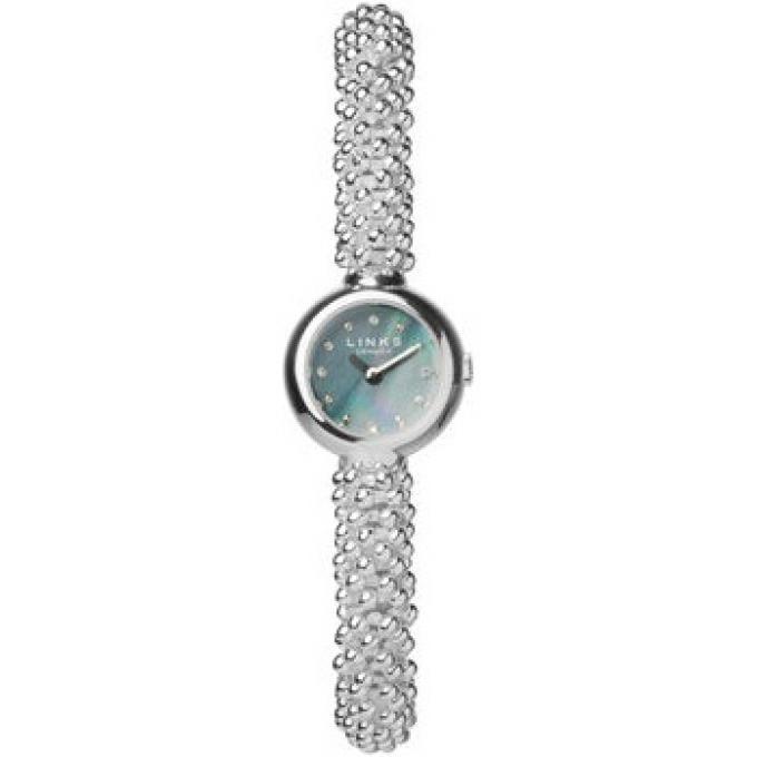 montre links of london montre ronde fine turquoise femme sur bijourama montre. Black Bedroom Furniture Sets. Home Design Ideas