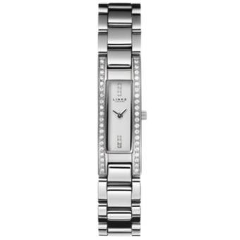 Montre Links of London 6010.017 - Montre Acier Rectangulaire Femme