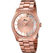 Lotus - Montre Lotus L18128-1 - Montre Femme Or Rose