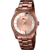 Lotus - Montre Lotus L18129-1 - Montre Femme Or Rose