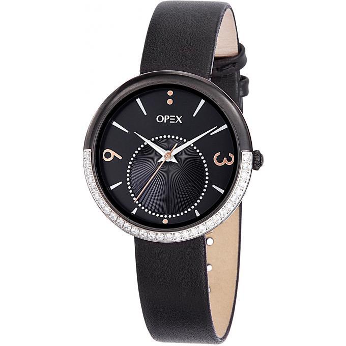 montre opex x3985la1 montre cuir noire l gante femme sur bijourama n 1 de la montre homme. Black Bedroom Furniture Sets. Home Design Ideas
