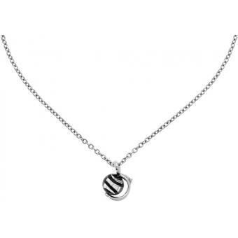 Collier Perle Noir Stylé - Jourdan - Jourdan