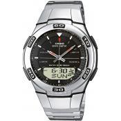 Montre Casio Chrono Dateur Digitale WVA-105HDE-1AVER