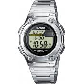 Montre Casio Acier Casio Collection W-211D-1AVEF - Homme