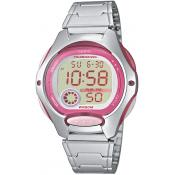 Casio - Montre Casio Collection LW-200D-4AVEF - Montre acier enfant