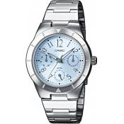 Montre Casio Acier Casio Collection LTP-2069D-2A2VEF - Femme