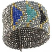Bracelet Nakamol BLX3089_TLSVCM - Bracelet Gris Bleu Femme
