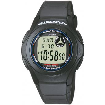 Montre Casio Résine Casio Collection F-200W-1AEF - Homme