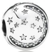 Charms Pandora Nuit Scintillante 791386CZ