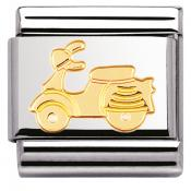 Charm Nomination Tech 030108-06 - Charm Vespa Mixte