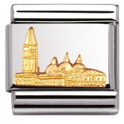 Charm Nomination Relief 030123-39 - Charm Basilique Saint Marc Mixte