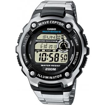 Casio - Montre Casio Waveceptor WV-200DE-1AVER - Montre Casio - Casio Collection