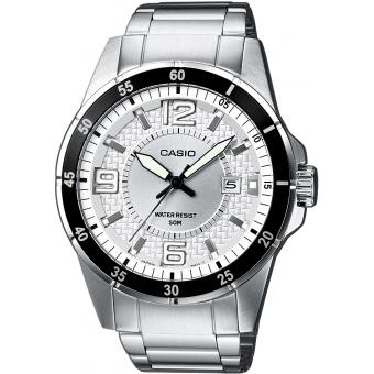 Montre Casio Acier Casio Collection MTP-1291D-7AVEF - Homme