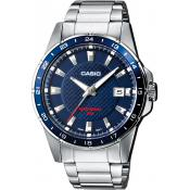 Montre Casio Acier Casio Collection MTP-1290D-2AVEF - Homme