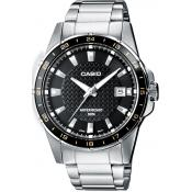 Montre Casio Acier Casio Collection MTP-1290D-1A2VEF - Homme