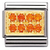 Charms Nomination Orange 030314-09
