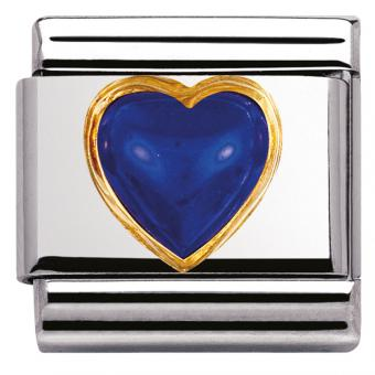 Charm Nomination Pierres 030501-09 - Charm Lapis Mixte