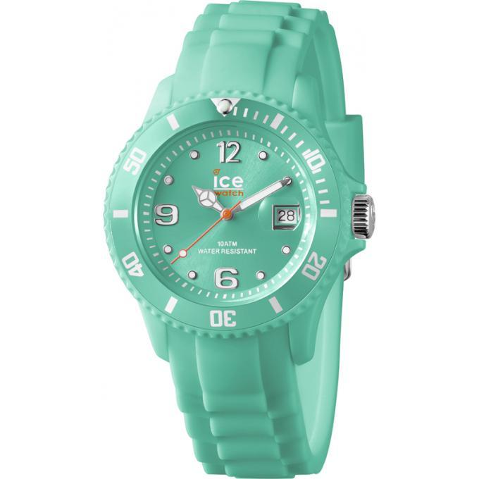 Montre ice watch si cok s montre ronde turquoise - Montre ice watch bleu turquoise ...