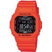 Montre Casio  Rectangulaire Orange GW-M5610MR-4ER