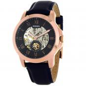 Montre fossil me3054 montre ronde cuir or rose homme sur bijourama montre homme pas cher en - Magasin fossil paris ...