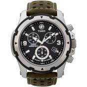 Montre Timex Ronde Verte T49626