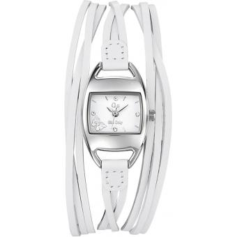 Montre Go Girl Only Cuir Lanieres GO-697002 - Femme