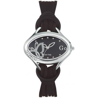 Montre Go Girl Only Cuir Lanieres GO-696790 - Femme