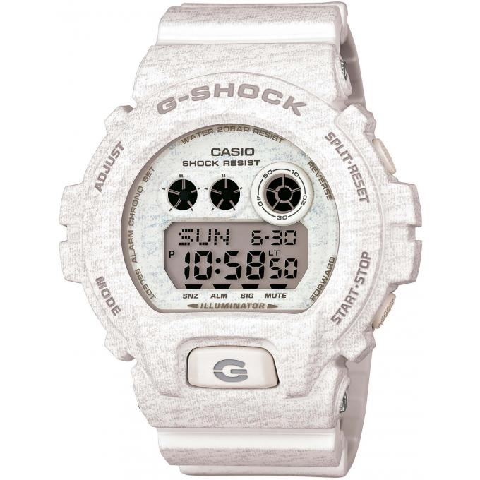 casio montre resine