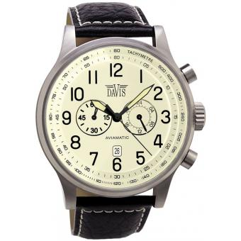 Montre Davis Aviamatic Watch DA0454