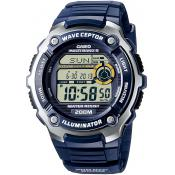 Casio - Montre Casio Waveceptor WV-200E-2AVEF - Montre Radio Pilotée