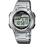 Montre Casio Acier Casio Collection W-212HD-1AVEF - Homme