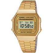 Casio - Montre Casio Retro Vintage A168WG-9EF - Montre Casio Vintage