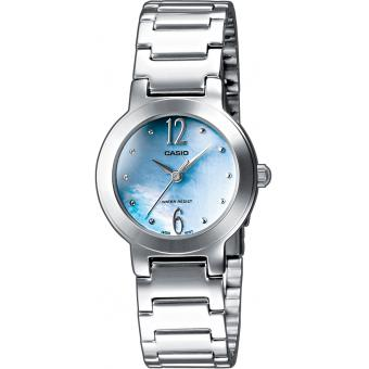 Montre Casio Acier Casio Collection LTP-1282PD-2AEF - Femme