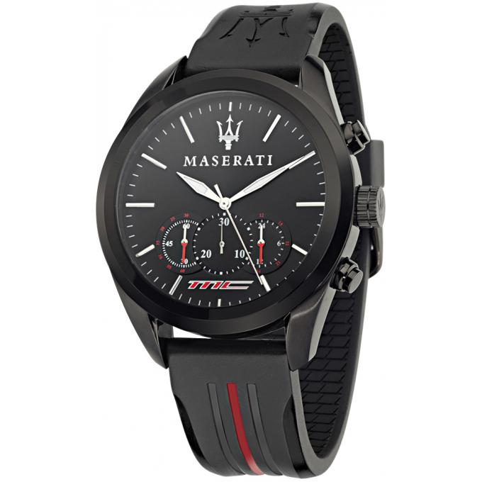 montre maserati r8871612004 montre chronographe noire homme sur bijourama montre homme pas. Black Bedroom Furniture Sets. Home Design Ideas