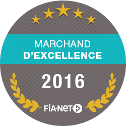 Bijourama Marchand d'excellence 2016