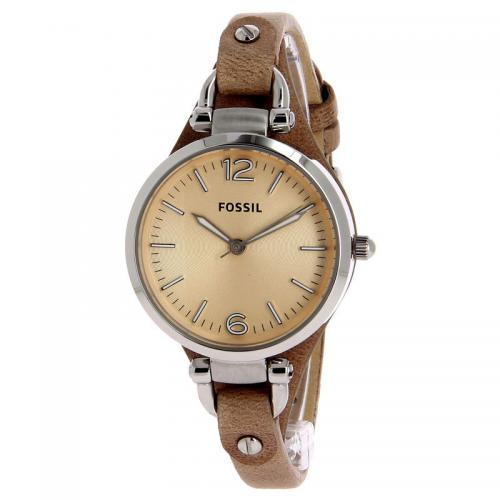 Fossil - Montre Fossil Georgia ES2830 - Montre Fossil Cuir