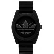 Montre Adidas Originals Rectangulaire Noire ADH2919
