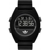Montre Adidas Originals Digitale Silicone Noir ADH2907