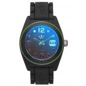 Montre Adidas Originals Noire Bleue Ronde ADH2960