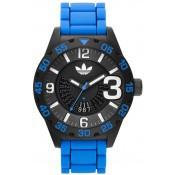Montre Adidas Originals Bleue Noire Ronde ADH2966